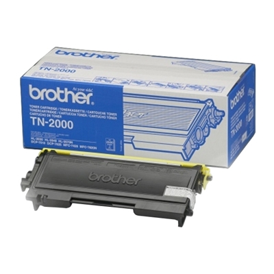 Εικόνα της Toner Brother Black TN-2000