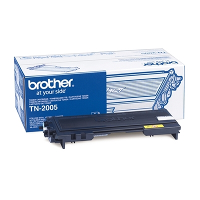 Εικόνα της Toner Brother Black TN-2005