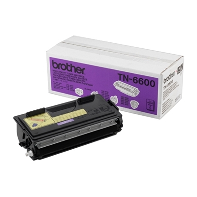 Εικόνα της Toner Brother Black HC TN-6600