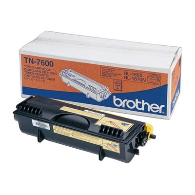 Εικόνα της Toner Brother Black HC TN-7600