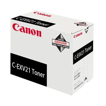 Εικόνα της Toner Canon C-EXV21 Black 0452B002