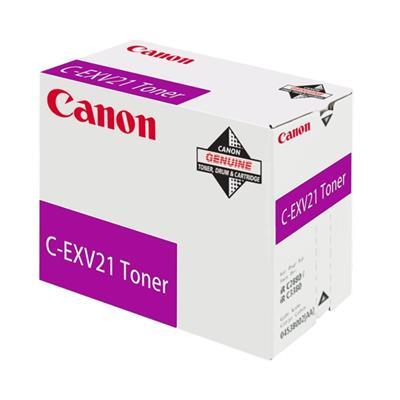 Εικόνα της Toner Canon C-EXV21 Magenta 0454B002