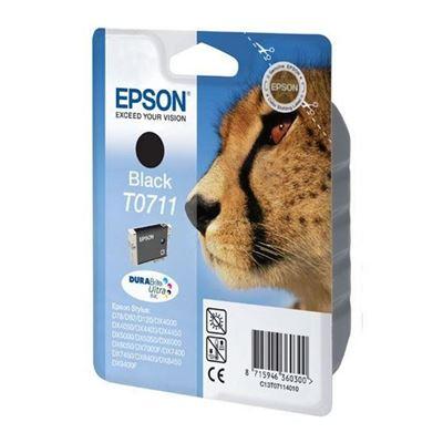 Εικόνα της Μελάνι Epson T0711 Black C13T071140