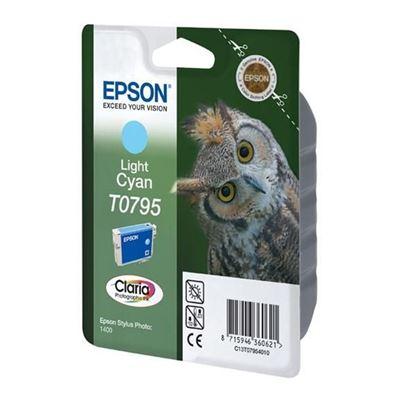 Εικόνα της Μελάνι Epson T0795 Light Cyan C13T079540