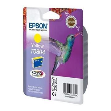Εικόνα της Μελάνι Epson T0804 Yellow C13T080440