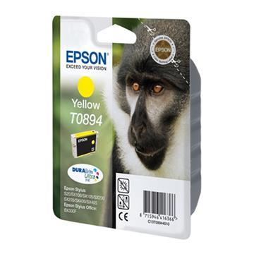 Εικόνα της Μελάνι Epson T0894 Yellow C13T089440