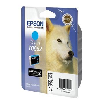 Εικόνα της Μελάνι Epson T0962 Cyan C13T096240