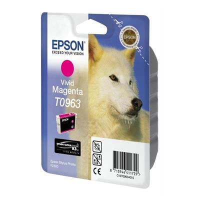 Εικόνα της Μελάνι Epson T0963 Magenta C13T096340