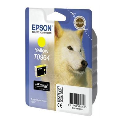 Εικόνα της Μελάνι Epson T0964 Yellow C13T096440