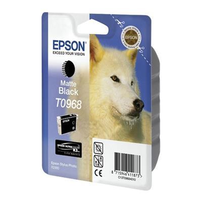 Εικόνα της Μελάνι Epson T0968 Matte Black C13T096840
