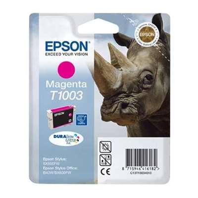Εικόνα της Μελάνι Epson T1003 Magenta C13T100340