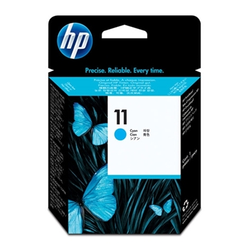 Εικόνα της Κεφαλή Εκτύπωσης HP No 11 Cyan C4811A