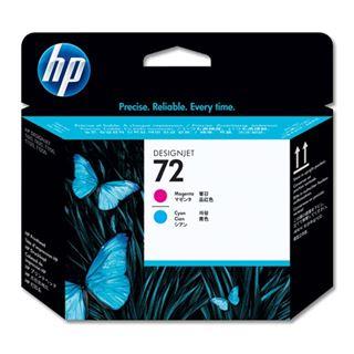Εικόνα της Κεφαλή Εκτύπωσης HP No 72 Magenta και Cyan C9383A