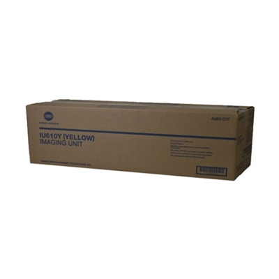 Εικόνα της Drum Konica Minolta Yellow IU-610Y A06007F