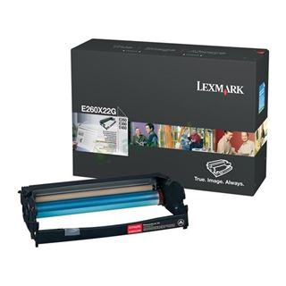 Εικόνα της Photoconductor Kit Lexmark Black 260X22G