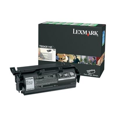 Εικόνα της Toner Lexmark T654 / T656 Black Extra High Yield T654X11