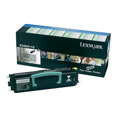 Εικόνα της Toner Lexmark X342 Black High Yield X340H11G