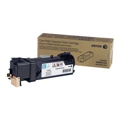 Εικόνα της Toner Laser Xerox Cyan 106R01452