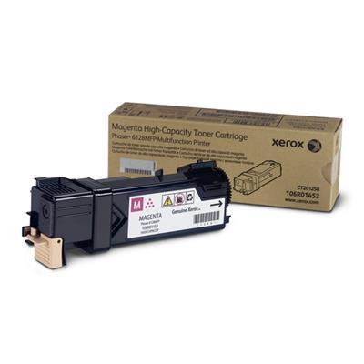 Εικόνα της Toner Laser Xerox Magenta 106R01453