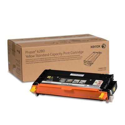 Εικόνα της Toner Laser Xerox Yellow 106R01390
