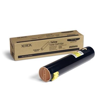 Εικόνα της Toner Laser Xerox Yellow 106R01162