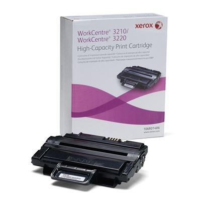 Εικόνα της Toner Φωτοτυπικού Xerox Black HC 106R01486