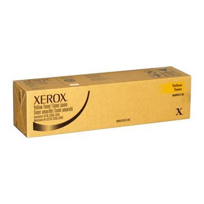 Εικόνα της Toner Φωτοτυπικού Xerox Yellow 006R01178