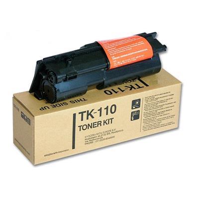 Εικόνα της Toner Kyocera / Mita Black HC TK-110