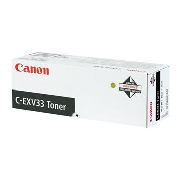 Εικόνα της Toner Canon C-EXV33 Black 2785B002