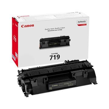 Εικόνα της Toner Canon 719H Black HC 3480B002