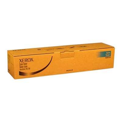 Εικόνα της Toner Φωτοτυπικού Xerox Cyan 2 Τεμάχια 006R01452
