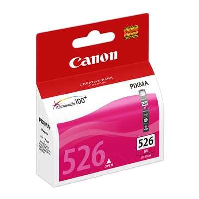 Εικόνα της Μελάνι Canon CLI-526M Magenta 4542B001