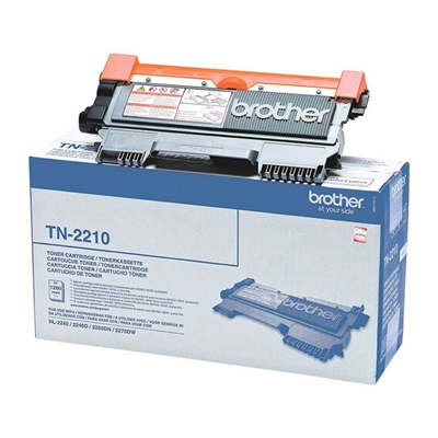 Εικόνα της Toner Brother Black TN-2210