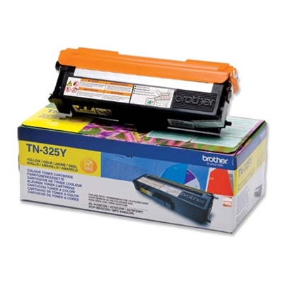 Εικόνα της Toner Brother Yellow HC TN-325Y
