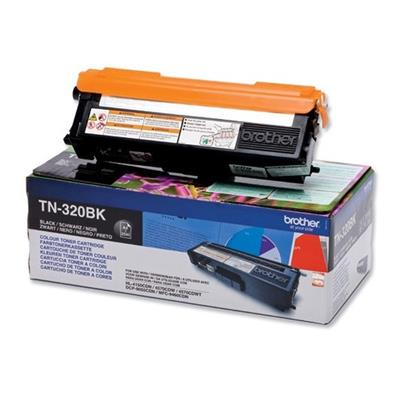 Εικόνα της Toner Brother Black TN-320BK