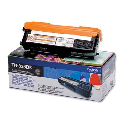 Εικόνα της Toner Brother Black HC TN-325BK
