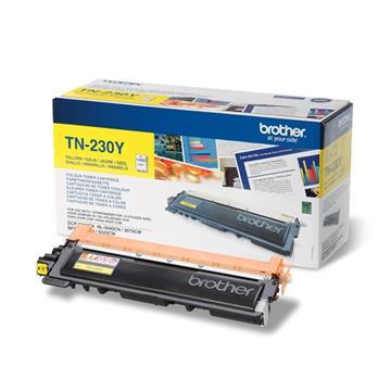 Εικόνα της Toner Brother Yellow TN-230Y
