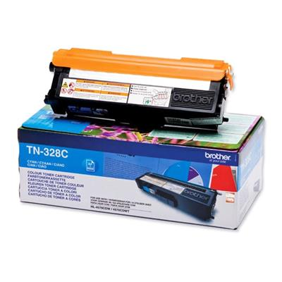 Εικόνα της Toner Brother Cyan Extra HC TN-328C