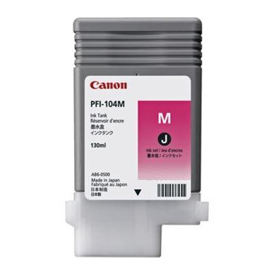 Εικόνα της Μελάνι Canon PFI-104M Magenta 3631B001