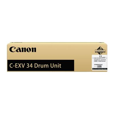 Εικόνα της Drum Canon C-EXV34 Black 3786B002