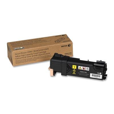 Εικόνα της Toner Xerox Yellow HC 106R01596