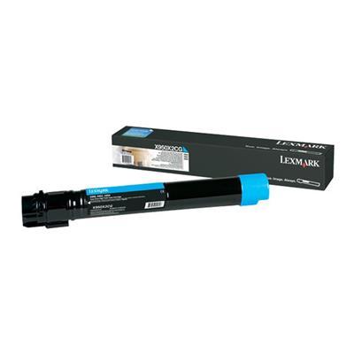 Εικόνα της Toner Lexmark X950 / 952 / 954 Cyan Extra High Yield X950X2CG