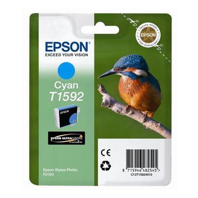Εικόνα της Μελάνι Epson T1592 Cyan T15924010