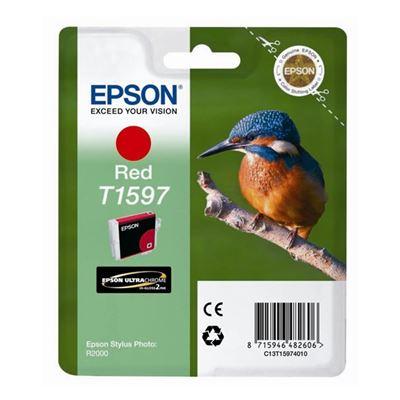 Εικόνα της Μελάνι Epson T1597 Red T15974010