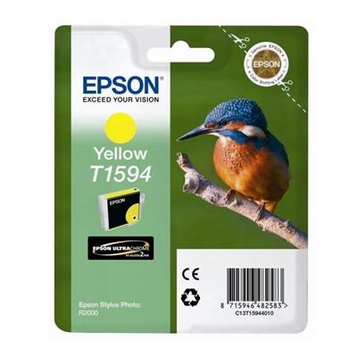 Εικόνα της Μελάνι Epson T1594 Yellow T15944010
