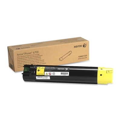 Εικόνα της Toner Xerox Yellow 106R01505