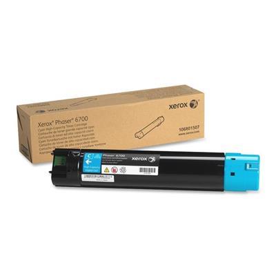 Εικόνα της Toner Xerox Cyan HC 106R01507