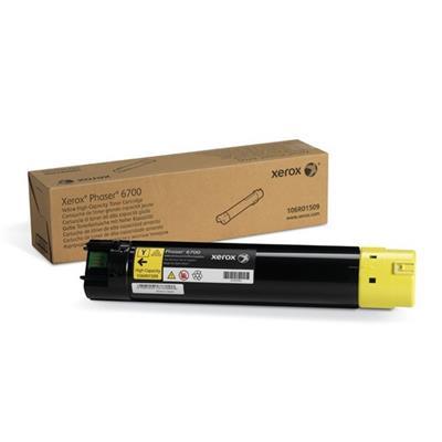 Εικόνα της Toner Xerox Yellow HC 106R01509