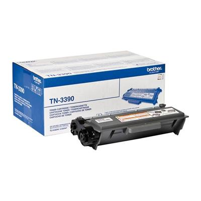 Εικόνα της Toner Brother Black Extra HC TN-3390