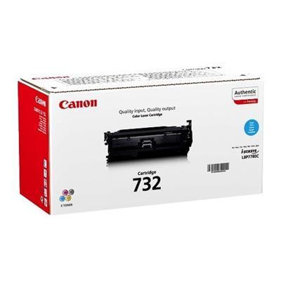 Εικόνα της Toner Canon 732 Cyan 6262B002